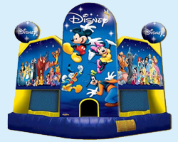 c7c4fd994214f World of Disney - Mickey Mouse bounce house