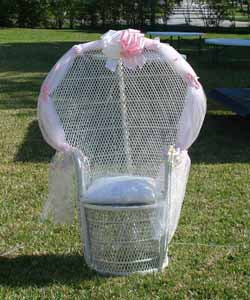 new baby shower chair rental party city 729 baby bridal shower chair