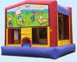Party Rentals Miami Bounce Houses Moonwalks Bouncers